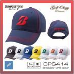 2014年モデル BRIDGESTONE Golf ブリヂストン ゴルフ Golf Cap CPG414 プロモデル ※平日限定即納商品