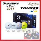 2017年モデル BRIDGESTONE GOLF  ブリジストンゴルフ ゴルフボール TOUR B XS 1ダース ※平日限定即納商品