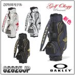 2016年モデル Golf CADDIEBAG キャディバッグ OAKLEY オークリー SKULL GOLF BAG 10.0 92925JP ※平日即納商品分