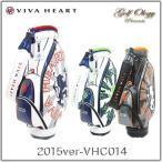 2015年モデル VIVAHEART ビバハート MENs キャディバック VHC014 ※即納商品分