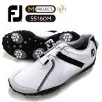 フットジョイ MPROJECT boa エムプロジェクトボア スイングや動きに合わせて自分の足にフィット boaクロージャーシステム シューズ メンズ 55160 footjoy