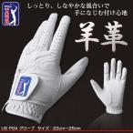 ダイヤ US PGAグローブ3002 羊革 メンズ ゴルフグローブ US PGA GL-3002