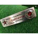 タイトリスト Titleist スコッティキャメロン カリフォルニア モントレー パター SCOTTY CAMERON California MONTEREY 1.5(2012) 33インチ 中古 Cランク