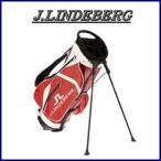 J.LINDEBERG リンドバーグ スタンド キャディバッグ【レッド】JL-011S