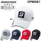 ブリヂストンゴルフ BRIDGESTONE GOLF ゴルフウェア プロモデル キャップ CPWG61