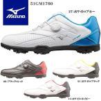 ショッピングゴルフ ミズノ MIZUNO メンズ ゴルフシューズ ライトスタイル 002 Boa ワイズ:3E 51GM1760