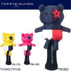 トミー ヒルフィガー ゴルフ TOMMY HILFIGER ドライバー用 マスコット ヘッドカバー THMG7FH6