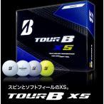 ブリヂストン ゴルフボール TOUR B XS  1ダース 12球入り 日本正規品