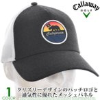 キャロウェイ ゴルフキャップ ゴルフ帽子 カリフォルニア トラッカー キャップ