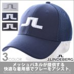 ジェイリンドバーグ J LINDEBERG ゴルフキャップ ゴルフ帽子 ボン フレキシ ツウィル キャップ