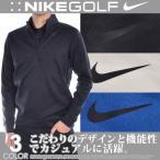 ナイキ Nike  長袖メンズゴルフウェア サーマ リペ