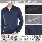 ナイキ Nike  長袖メンズゴルフウェア Dri-FIT ハ