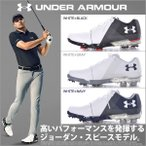 (在庫処分)アンダーアーマー UNDER ARMOUR メンズ スピース II ゴルフシューズ【ワイド】 大きいサイズ USA直輸入
