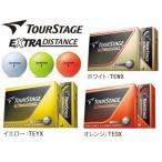 (3ダースセット)ブリヂストン ツアーステージ エクストラ ディスタンス TourSTAGE EXTRA DISTANCE ボール(12球入×3)