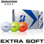 (日本正規品)2017 ブリヂストン BRIDGESTONE GOLF 2017 EXTRA SOFT エクストラソフト ボール (1ダース(12球))