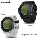 GARMIN ガーミン Approach S60(アプローチ エス60)ゴルフGPS 時計型ウォッチナビ