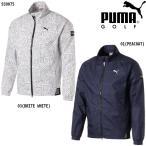 PUMA GOLF プーマ ゴルフ ロゴ グラフィック EXVENT ジャケット(930075)2020秋冬 メンズ アウター
