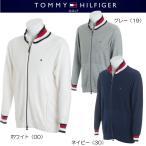 ショッピングTOMMY トミーヒルフィガー ゴルフ オープンワーク ジップアップ  ニット セーター(THMA804)2018春夏モデル