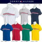 トミーヒルフィガー ゴルフ RWB 半袖ポロシャツ SLIM FIT(THMA819)2018春夏モデル