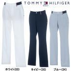 トミー ヒルフィガー ゴルフ シアサッカー ロングパンツ メンズ THMA951 suso