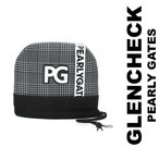 【NEW】PEARLYGATES GLENCHECK SERIES パーリーゲイツグレンチェック アイアンカバー 053-0284908/20C【GLEN-ST】