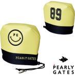 【PREMIUM SALE】PEARLY GATES SMILY SELEAS パーリーゲイツスマイリーアイアンカバー 053-0984093【郵送料無料】