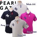 【NEW】PEARLY GATES パーリーゲイツ Enjoy Golf!吸収拡散ドライマスター メンズ 半袖ポロシャツ =JAPAN MADE= 053-1260801/21C