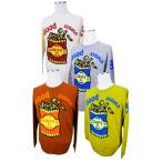 ショッピングセーター 【OUTLET】パーリーゲイツ メンズ ポテトチップスインターシャニットラウンドネックセーター053-6270907/16D