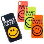 【NEW】【PEARLY GATES is COLORFUL & POP】パーリーゲイツカラフルPOPシリーズ iPhoneX対応 iPhoneケース アイフォンケース053-9984105/19D【郵送料無料】