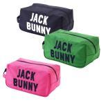 【NEW】Jack Bunny!! by PEARLY GATES ジャックバニー ポップカラー定番系シューズケース262-6984835/16D【送料無料】