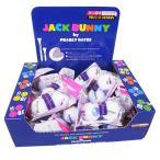 【NEW】JACK BUNNY by PEARLYGATES ジャック&スマイル柄!激飛び!ロングディスタンスボール新発売!262-7983202・1パック2個入り×20袋入りです。1箱売り