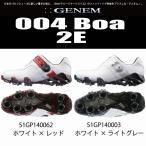 【ネット限定!!】ミズノ ジェネム 004 ボア GENEM 004 Boa 51GP1400 ゴルフシューズ 【2Eサイズ】