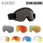 スペアーレンズ ELECTRIC EGV SPARE LENS(CHROME) (JAPAN FIT 国内正規品)(スノーボード ゴーグル SNOWBORD)