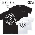 Tシャツ ELECTRIC エレクトリック SUPORT LOCAL TEE 半袖tシャツ ELECTRIC サングラス あす楽