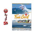 Yahoo!GOLGODAヤフーショップSURF DVD FUN SURF 11  FUN TUBE&FUN ACTION 人気シリーズの最新作 サーフィンDVD