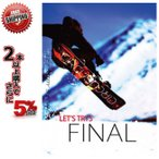 18-19 DVD LET'S TRY 5 レッツトライ グラトリ SNOWBOARD スノーボード