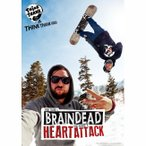 13-14 DVD snow 10 Yearsアニバーサリームービー THINK THANK is Brain Dead and Having a Heart Attack (visb00138)  SNOWBOARD スノーボード