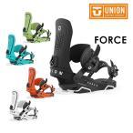 ユニオン ビンディング UNION BINDING FORCE 19-20 フォース スノーボード  オールラウンド バインディング スノボ SNOWBOARD