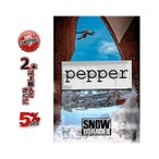 17-18 DVD SNOW PEPPER SNOWBOARDER MAG スノーボード