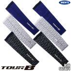 ブリヂストンゴルフ TOUR B メンズ 総柄アームカバー 両腕組 UVケア UPF30+ SGSG71