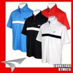 ショッピングツアーステージ ツアーステージ 半袖 ボタンダウン ポロシャツ 胸切替デザイン DTM02A