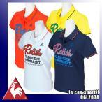 ルコック レディス 半袖 ポロシャツ QGL2638 ゴルフウェア
