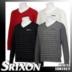 スリクソン SRIXON セーター SRM2067F BLK BLK M