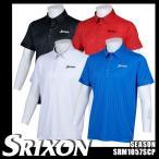 スリクソン SRIXON 長袖シャツ SRM1057SCP  BLKブラック M
