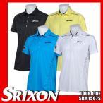 スリクソン SRIXON 半袖シャツ SRM1567S  BLKブラック M