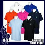 ショッピングポロシャツ ポロゴルフ ビッグポニー ソリッドパフォーマンス ポロシャツ