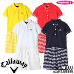 キャロウェイゴルフ Callaway Golf プルメリアボーダープリントワンピース レディス