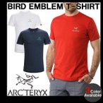 男性用 Tシャツ アークテリクス ARC'TERYX BIRD EMBLEM T-SHIRT バードエンブレム Tシャツ メンズ クルーネック 17777