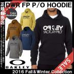 SALE パーカー 日本正規品 OAKLEY オークリー ファクトリーパイロット コレクション DWR FP P/O HOODIE 461396