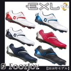 フットジョイ EXL Boa W(ワイド)サイズ [24.5-27.5] 【Foot Joy イーエックスエル 】 【ゴルフシューズ】